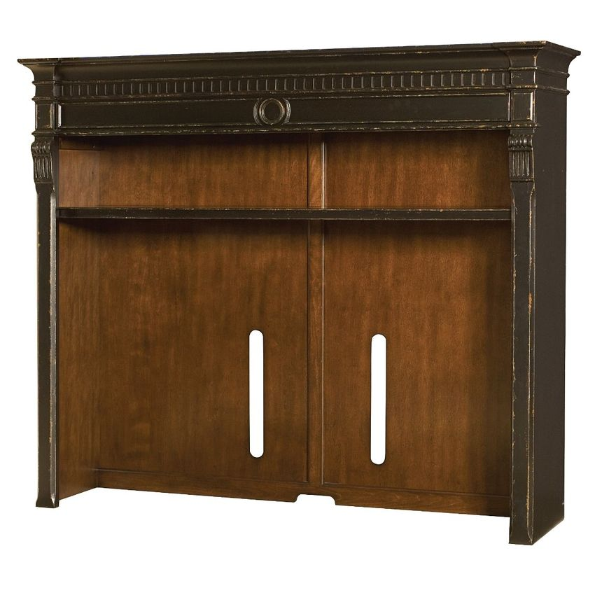 -ENTERTAINMENT CONSOLE HUTCH